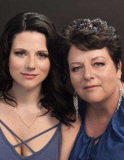kim sleno portraits family
