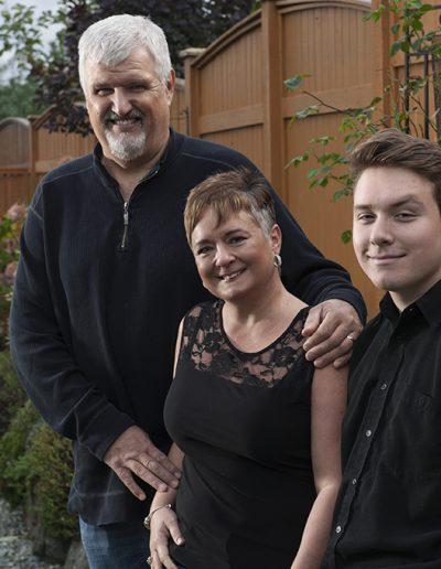 kim sleno portraits family 3