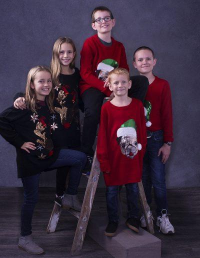 kim sleno portraits family 4