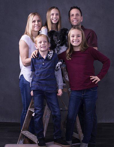 kim sleno portraits family19