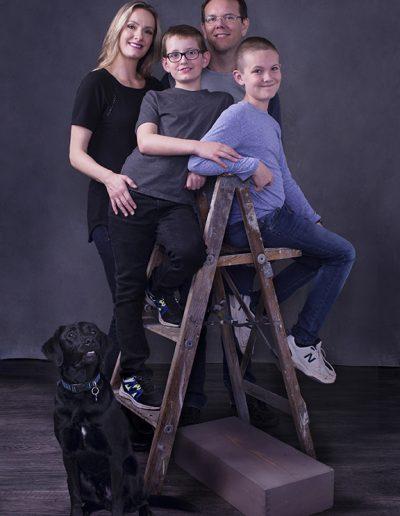 kim sleno portraits family20