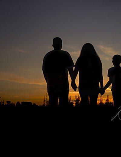 kim sleno portraits family23